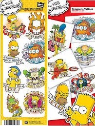Simpsons Vending Machine Gorgeous Buy Simpsons Vending Tattoos Vending Machine Supplies For Sale