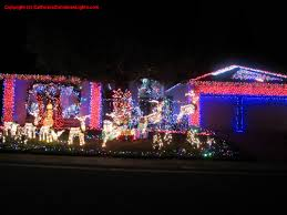Walnut Court Santa Rosa Christmas Lights Best Christmas Lights And Holiday Displays In Elk Grove