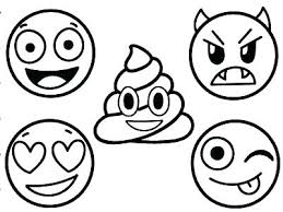 Coloring Pages That You Can Print Out Emoji Coloring Pages To Print