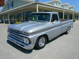 1966 Chevrolet C10 Long Bed Pick Up