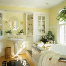 Image Pale Yellow Bathroom Love The Color With The White Pinterest 91 Best Yellow Bathrooms Images Bathroom Yellow Yellow Bathrooms