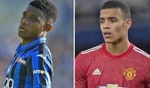 Amad diallo has made a real impact at atalanta. Man Utd Attack Involving Mason Greenwood And Amad Diallo Would Be A Nightmare Football Sport Express Co Uk