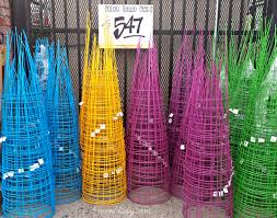 Diy tomato cage Growing 20140406182658 Men Lady Diy Tomato Cage Pot Planter