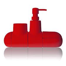 Dark Red Bathroom Accessories Incredible Apartments Awesome Red Bathroom Accessories With