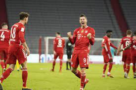 واتس كورة | بث مباشر مشاهدة مباراة بايرن ميونخ ضد بوروسيا مونشنجلادباخ  السبت 8-5-2021 بالدوري الألماني