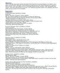 Server Resume Templates Stunning Hostess Server Resume Template Side Work Resumes Sample Fuelstudioco