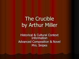 essay questions on the crucible by arthur miller college paper  essay questions on the crucible by arthur miller