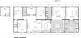 large ranch home modular floor plans leroux