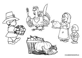 Holiday : Turkey Coloring Pages Printable Thanksgiving Coloring ...