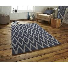 blue rugs uk x