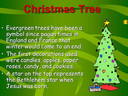 Green Christmas Tree Meaning