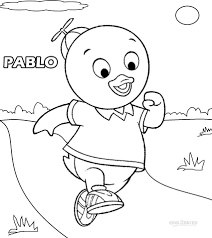 Nickelodeon Cartoon Coloring Pages Fun Time