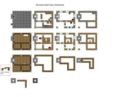Small Picture 50 best Minecraft building blueprints images on Pinterest