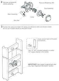 delta shower valve installation how to install delta shower faucet shower valve installation repair delta shower