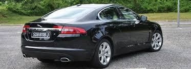 jaguar car in singapore