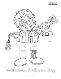Fnaf Coloring Pages Foxy Five Nights At Coloring Pages Fnaf Coloring