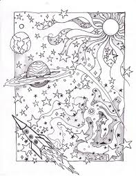 Small Picture 115 best iColor The Moon Stars images on Pinterest Coloring