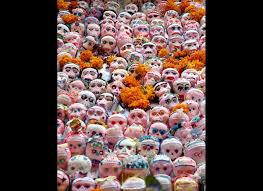 day of the dead traditions cross over into u s mainstream flickr glen