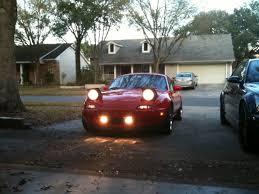 1999 Mazda Miata Fog Light Replacement 1990 1998 Mazda Miata Grill Auxiliary Fog Lamps Driving Lights Mx 5 Na