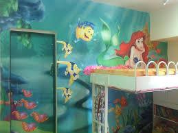 Marvelous Little Mermaid Room Decor