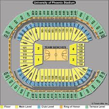 Final Four Seating Chart Light Filled Stadium Creates Complex Final Four Conversion