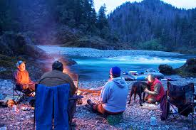Camping in the woods at night Fire Backcountry Secrets Forget Poker Night Spend Your Next Guys Night Out In The Woods