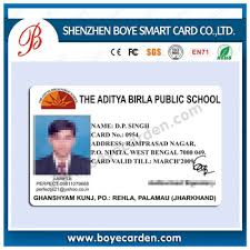 Printable Identification Card Printable Blank Pvc Id Card Samples With Magnetic Holographic 10