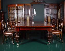 Chair Antique Dining Room Furniture 1930 Show Home Design Table