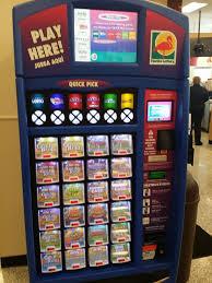 Florida Lotto Vending Machines
