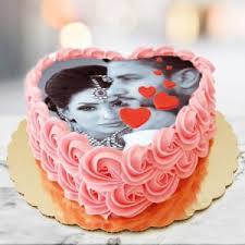 Send Personalised Photo Cakes Online Customized Cake Delivery