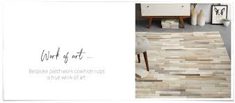 the cowhide company is all about adding a little gorgeousness to your home and personal style