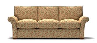 Sofa With Floral Pattern Fabric Printed Fabric Sofas2