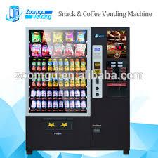 Vending Machine Advertising Impressive Milk Teacoffee Vending Machine With Advertising Screen C4848sp