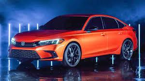 2021 Honda Civic prototype makes global debut - India News Republic