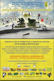 Grand Opening Flyer New Isabela Skate Plaza Grand Opening Saturday October 48 Placed To