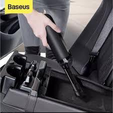 Máy hút bụi cầm tay chuyên dụng cho xe hơi Baseus 12V Xe Hơi Nội Thất Cho  Xe Ô Tô Không Dây Di Động 4000 PA Xe Hơi Hút tại Hà Nội