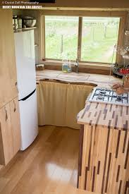 Small Picture Kitchen tiny house kitchen layout brown rectangle contemporary