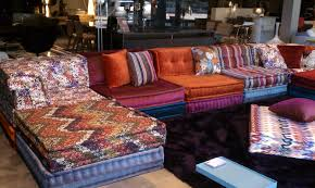 simple hans hopfer mah jong sofa for dream couch missoni bohemian sofa the cherie