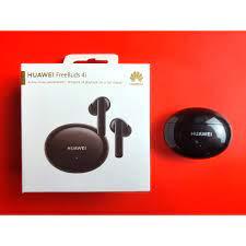 Tai Nghe Bluetooth Huawei Freebuds 4i Chính Hãng, Chống Ồn Chủ Động, New  Seal, Pin 10h, Có App, Cảm Ứng | Trần Du Audio - Tai Nghe Bluetooth Nhét Tai