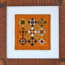 Shop for Miniature Quilts from Kathie Ratcliffe's Nine Patch Studio & Ohio Star Adamdwight.com