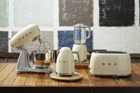smeg retro appliances. Simple Appliances There Are Up To Seven Colours U2013 Silver Black Red Panna And Pastel Blue  Across The Range  Plus Green Pink For Kettles Two Slice  Intended Smeg Retro Appliances T