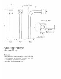 archive manuals castlegate ii manual · gooseneck spec