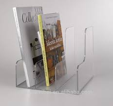 Acrylic Magazine Holder For Treadmill Book Rack Book Rack Suppliers And Manufacturers At Alibaba 55