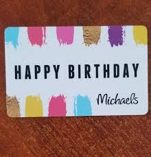 michaels gift card for 41 40 1 of 4only 1 available