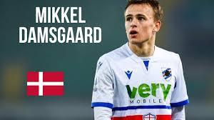 Mikkel Damsgaard - The Next Laudrup? - YouTube