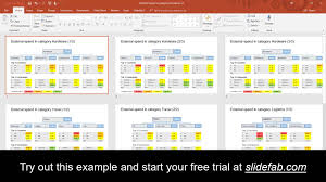 Automatically Creating Powerpoint Presentation Category Trees From Excel With Slidefab 2