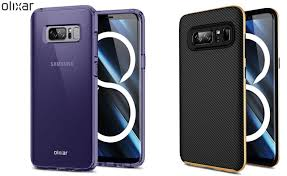 samsung note 8 case. galaxy note 8 cases all clearly show the fingerprint sensor beside camera samsung case t