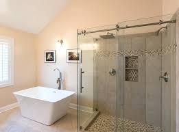custom glass denver special custom glass shower door vision mirror and re imagine your beautiful bath