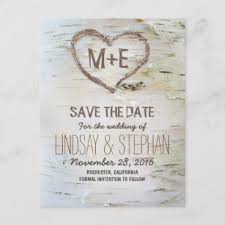 Save The Dates Wedding Save The Date Cards Zazzle