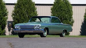 1962 Chevrolet Bel Air Bubble Top | S114 | Kissimmee 2017